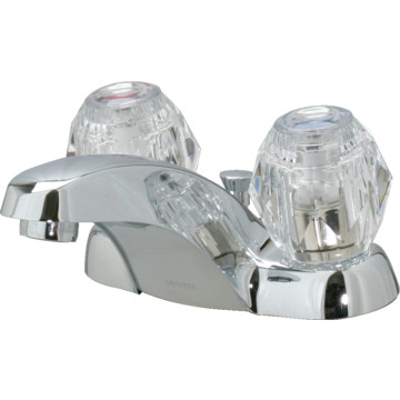 Moen Chateau Lavatory Faucet Acrylic Chrome Two Handle. Moen Chateau Lavatory Faucet Acrylic Chrome Two Handle   HD Supply
