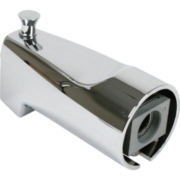 Moen Chrome Diverter Tub Spout 1 2 Slip Fit HD Supply
