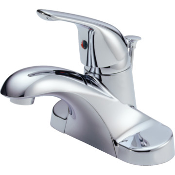 Delta Foundations Core B Lavatory Faucet Chrome Single Handle With ...