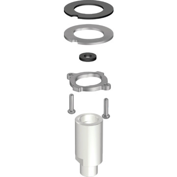 extension kit used for 4 lavatory faucets and 8 kitchen faucets bag of