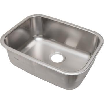 seasons 17 3 4 x 25 quot single bowl undermount kitchen sink