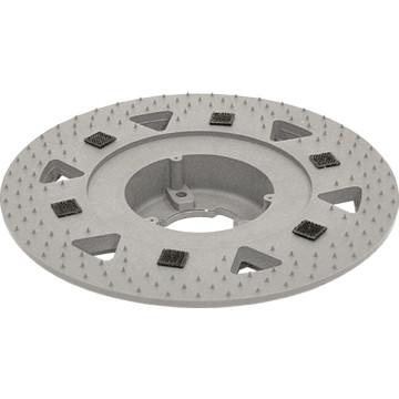 floor machine pad holder
