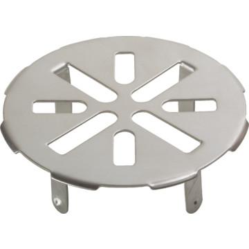 shower floor drain cover star pattern for 3 pipe