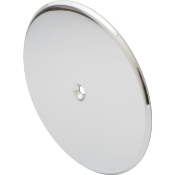 Cleanout Cover Plate 6 Quot Chrome Plated Steel Hd Supply