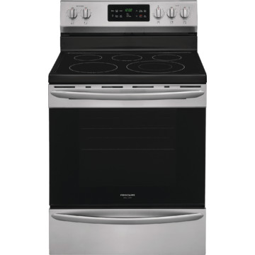 Frigidaire Gallery 30 Inch Self Clean Smooth Top Electric