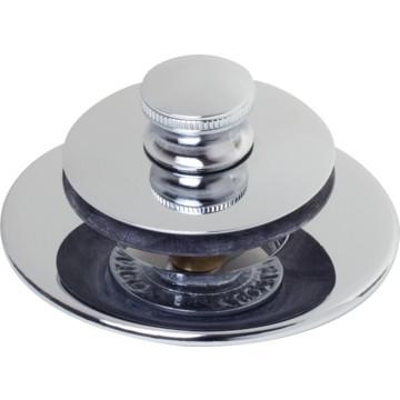 Watco Original Nufit Bathtub Drain Stopper Lift Turn Universal Fit CP