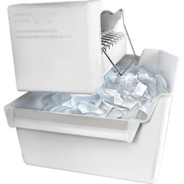 Whirlpool refrigerator ice maker hookup