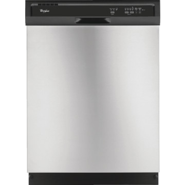 Whirlpool 24 inch built in dishwasher energy star for 24 inch built in microwave stainless steel