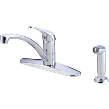 danze melrose kitchen faucet chrome single handle with