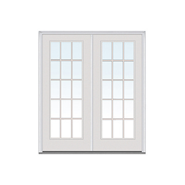 34x80 6 Panel Interior Prehung Right Hand Flat Jamb HD Supply