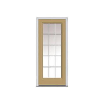 30x80 White Full Louver Bi Fold Door HD Supply