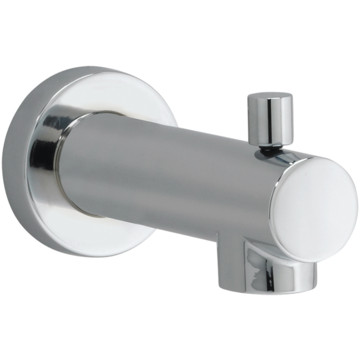 American Standard Chrome Diverter Tub Spout 1 2 Quot Slip On