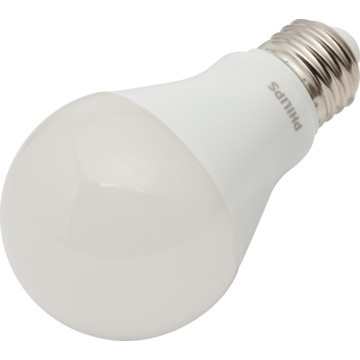 led bulb philips 9w a19 60w equivalent 5000k dimmable. Black Bedroom Furniture Sets. Home Design Ideas