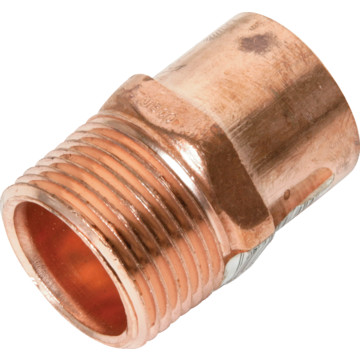 Copper Male Street Adapter 1 2 Quot X 1 2 Quot Hd Supply