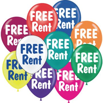 Free Rent Balloons 17 Package Of 25 Hd Supply