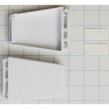 whirlpool refrigerator door shelf endcap kit hd supply. Black Bedroom Furniture Sets. Home Design Ideas
