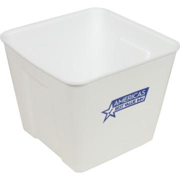 Americas best value inn 3 quart square ice bucket package for Americas best storage