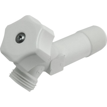 Rheem plastic water heater drain valve hd supply for Plastic water boiler