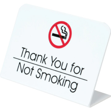 Thank you for not smoking essay