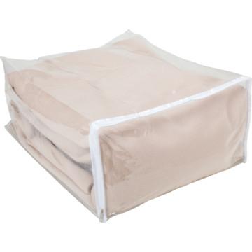 Vinyl Zipper Blanket Storage Bag 18l X 15w X 8 Quot Case Of 12