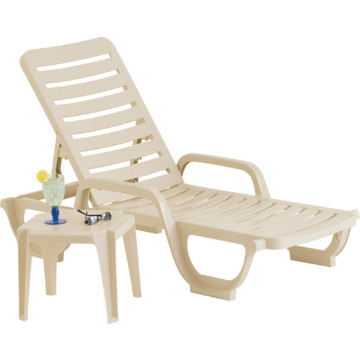 Grosfillex bahia chaise lounge sandstone package of 6 - Chaise miami grosfillex ...