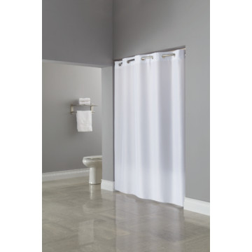 Curtains Ideas 84 inch shower curtain liner : Shower Curtains & Liners | HD Supply