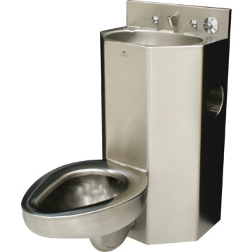 ... -Ware? Stainless Steel Commercial Toilet and Sink Combo HD Supply