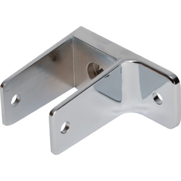 toilet partition wall bracket for 1 1 4 panels pack of 2 hd supply