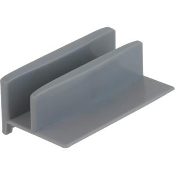 "Shower Door Bottom Guide ""Keystone"" 2Pk | HD Supply"