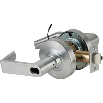 Schlage Electric Cylindrical Lockset Rhodes Trim Small