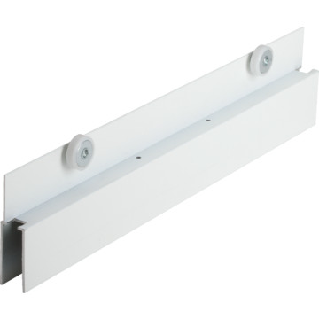"White Screen Doors 36"" white screen door top hung adaptor 