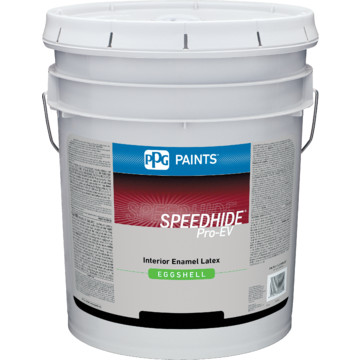 5 Gallon Glidden Promaster Latex Eggshell Wall Paint Navajo White Hd Supply